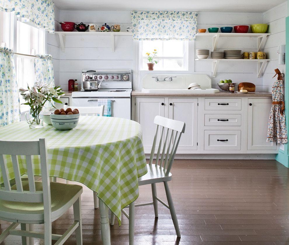 Farmhouse Kitchen Dining Designs  Google Search  Kitchen Deisgns Captivating Kitchen Shelves Designs Review