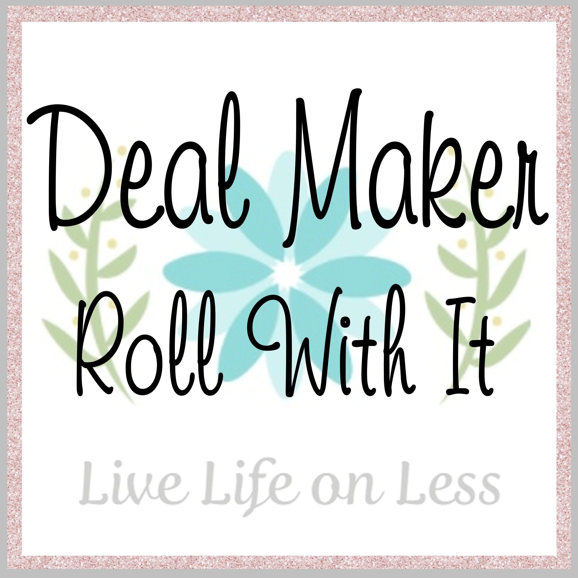 Deal Maker Rolling Transaction Worksheet