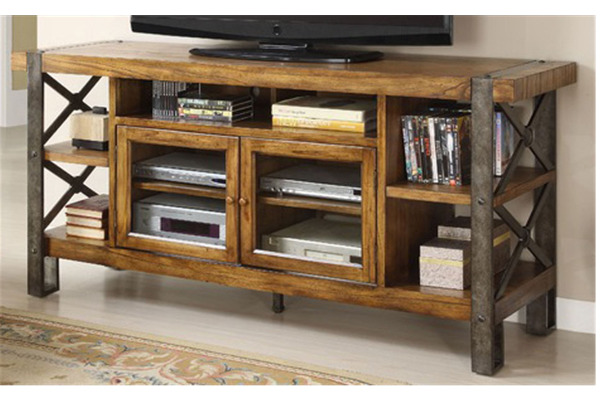 Great Marley 68 Inch Tv Console   Living Spaces