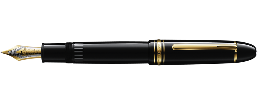 This Is The Pen Of Aspirations Writing Instruments Meisterstuck 149 Fountain Pen Montblanc 840 H Mont Blanc Fountain Pen Fountain Pen Antique Fountain Pens