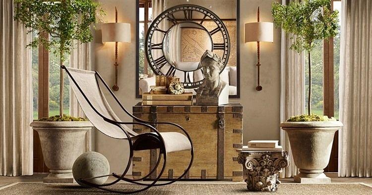 Modern Rustic Interiors #rusticinteriors