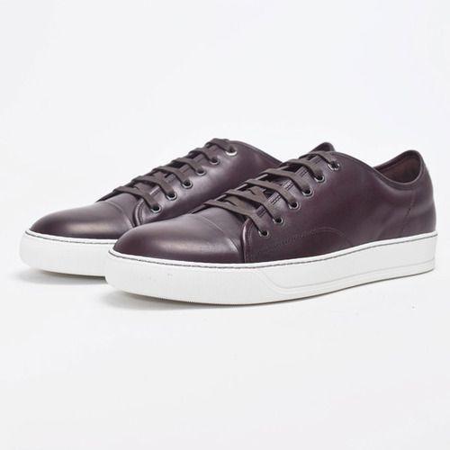 Lanvin Hand Polished Sneaker $625