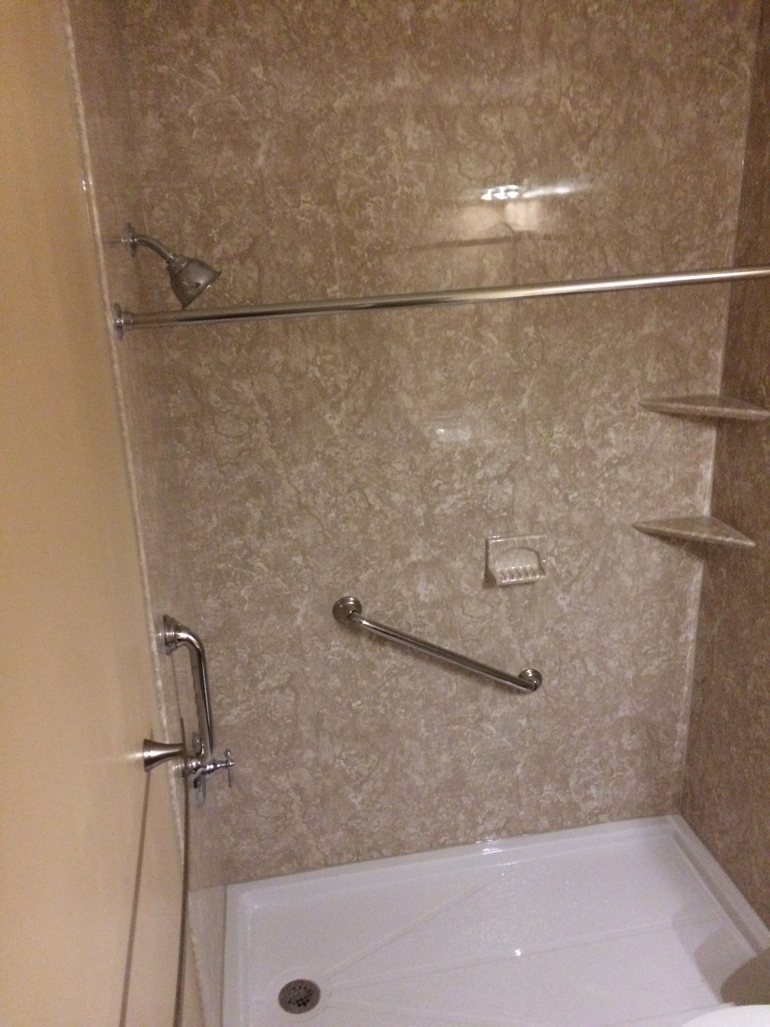 Tub To Shower Remodel South River Nj Small Shower Remodel Tub To Shower Remodel Bathtub Shower Remodel