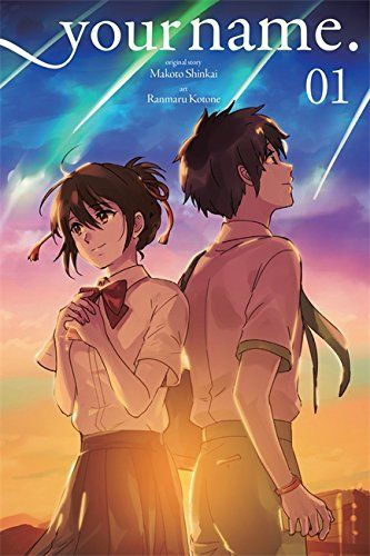 your name., Vol. 1 (your name. (manga) (1))