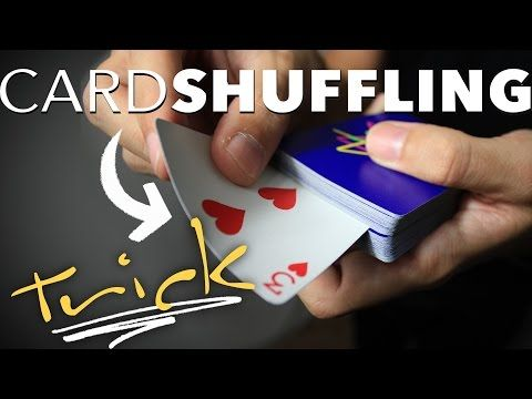 This Easy Card Shuffling Trick Is One Of My Favorites To Spin A