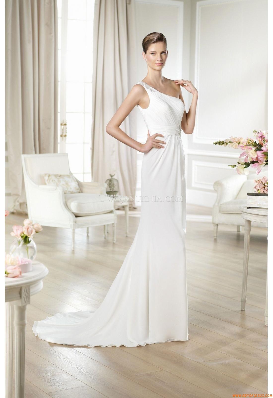 Wedding Dresses White One Jansi 2014