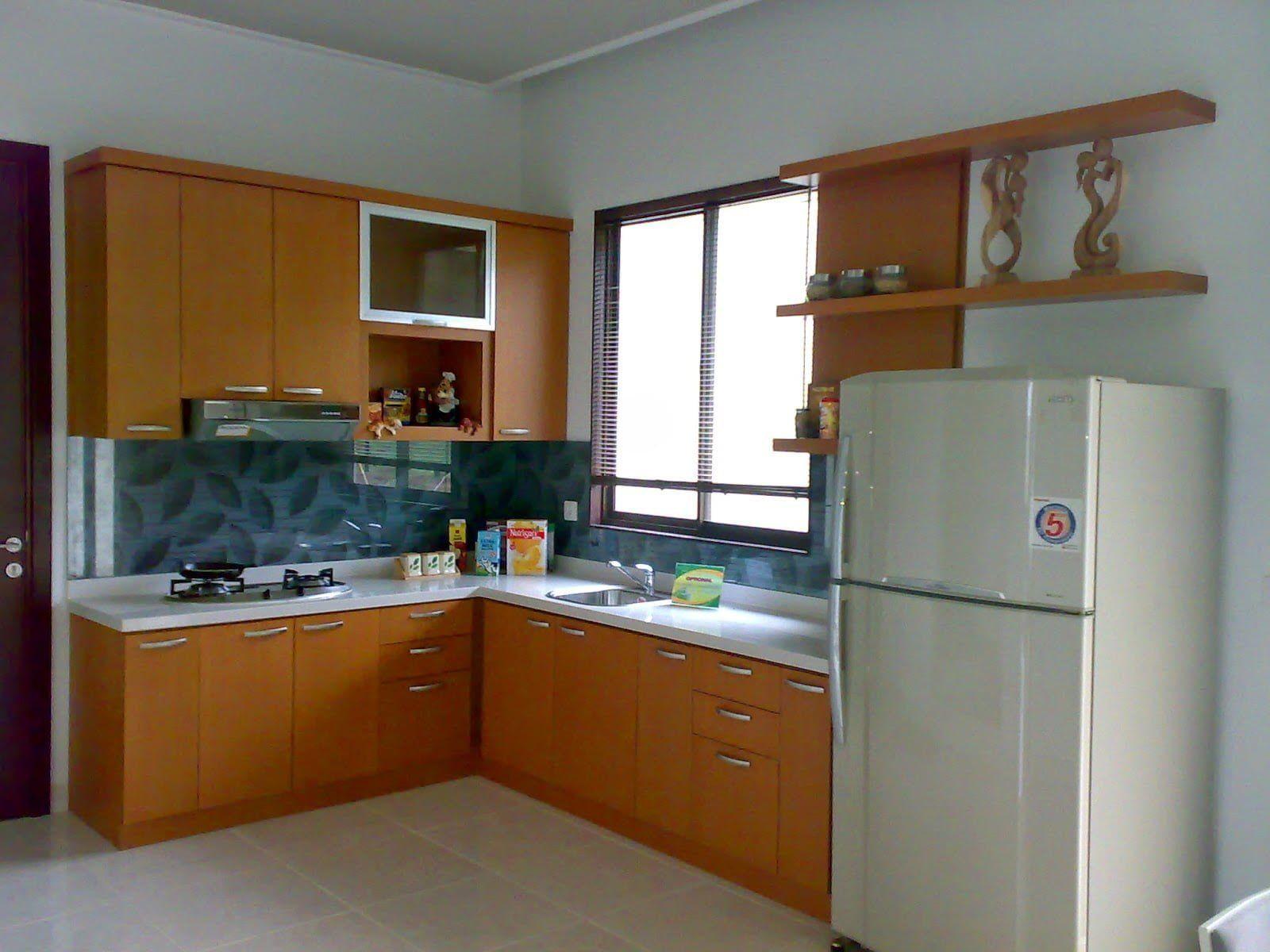 Desain Dapur Sehat Foto Interior Dapur Dapur Rumah Desain Rumah Dapur sehat minimalis