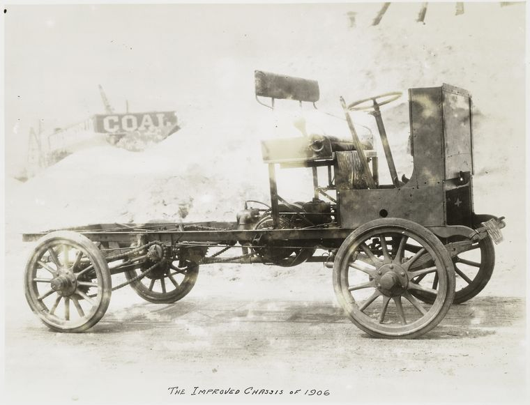 The First General Motors Truck Plant Was Located In