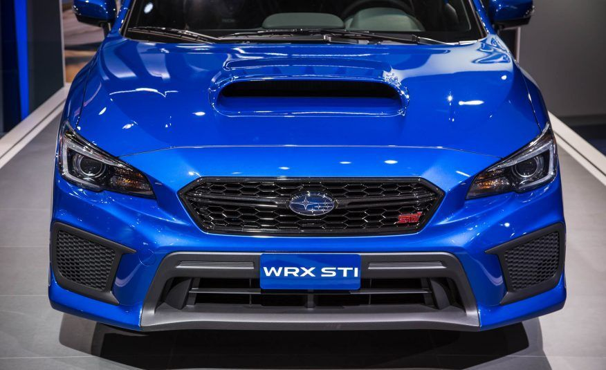 2018 Subaru Wrx And Sti 2017 Naias The Latest News Info From
