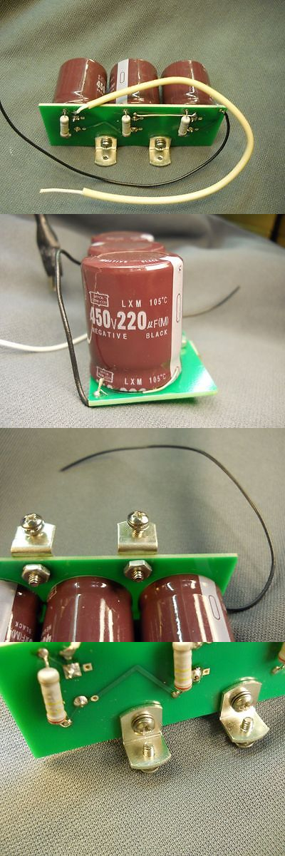 Tubes: Maco 300 Or Maco 500 Replacement High-Voltage Filter Capacitor Module. -> BUY IT NOW ONLY: $38 on eBay!
