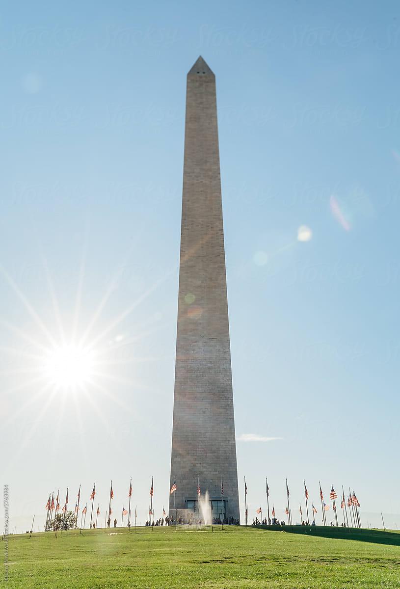 Washington Monument Stock Photo Washington Monument Monument Stock Photos