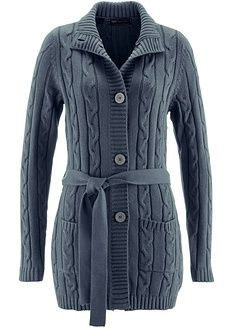 Dlugi Sweter Rozpinany Szary 48 50 4xl 5xl 962874 6522378683 Oficjalne Archiwum Allegro Coat Sweaters Fashion
