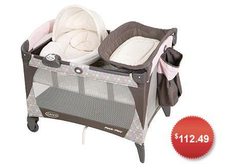 10 Best Portable Cribs Graco Pack N Play Baby Bed Pack N Play