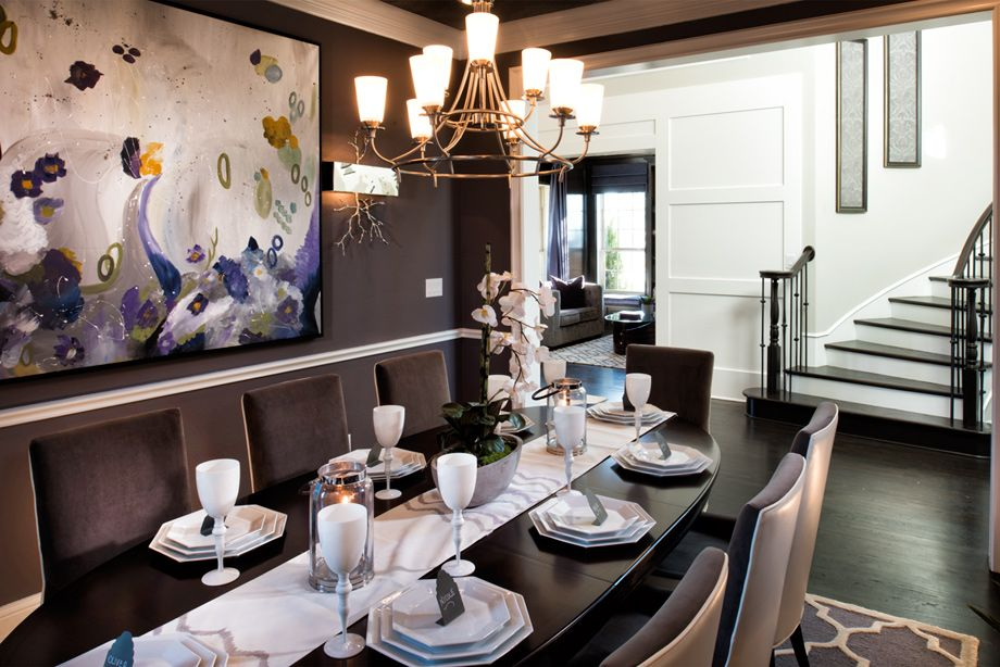 St. Paul Dining Room Phillips Creek Ranch Frisco, TX