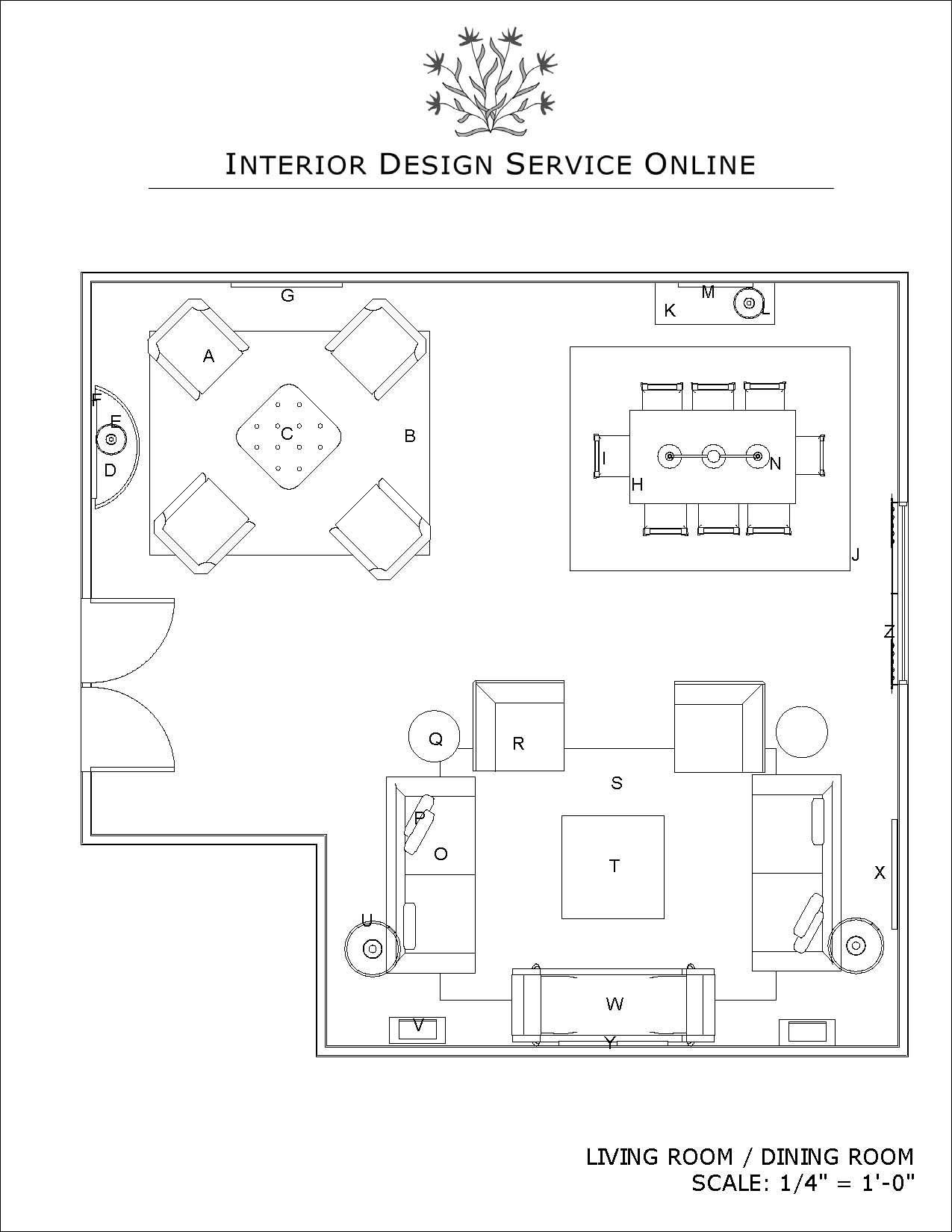 Http Www Interiordesignserviceonline Com Living Room Dining