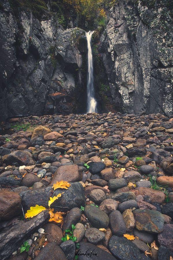 Secret waterfall - null