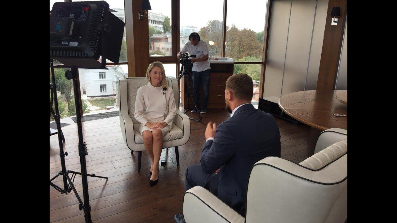 Наталья Поклонская дала эксклюзивное интервью Николаю