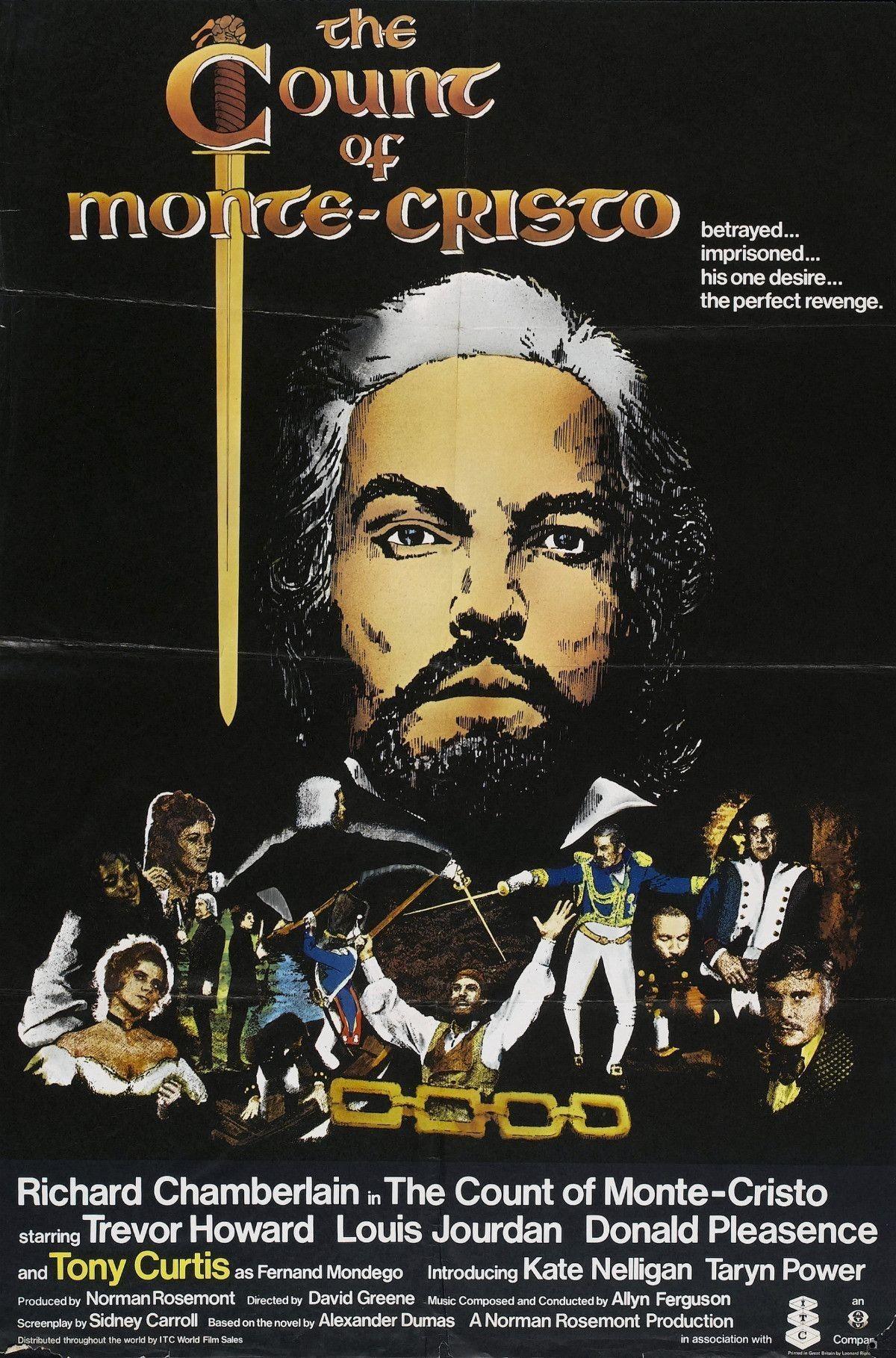 El Conde De Montecristo 1975 Monte Cristo Monte Kristo Cristo