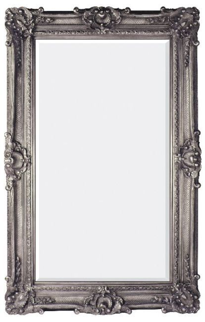 Photo Gallery On Website Antique Silver Mirror x