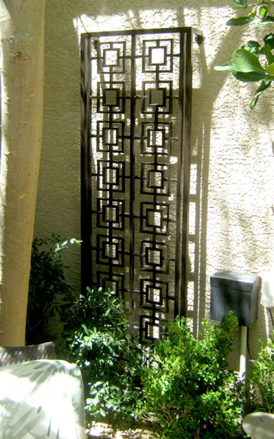 Trellises 6196 6205 With Images Iron Trellis