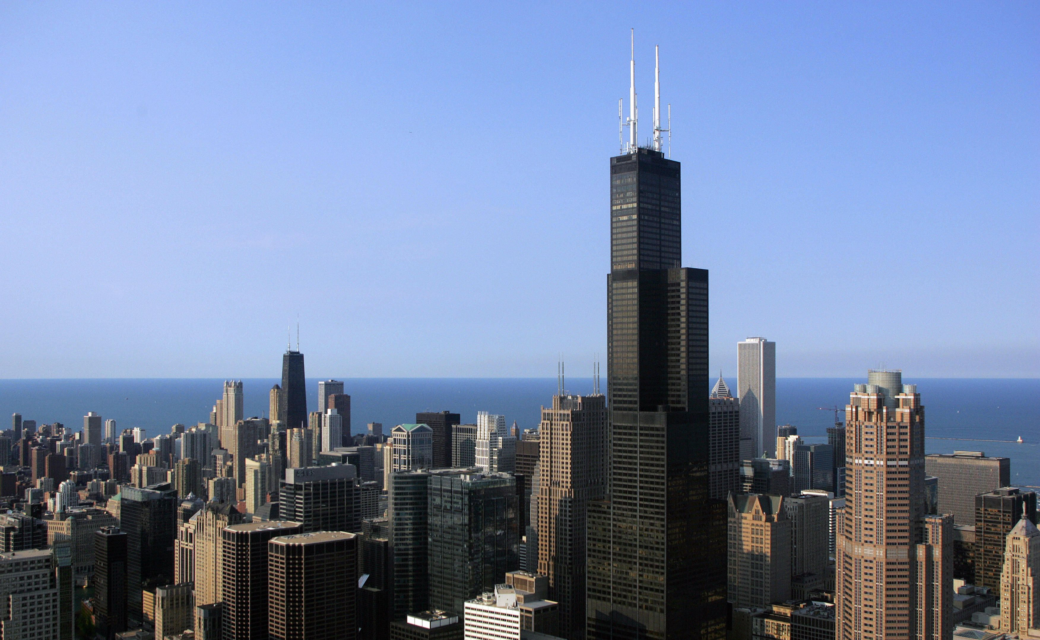 Image result for Willis Tower ,Chicago, United States