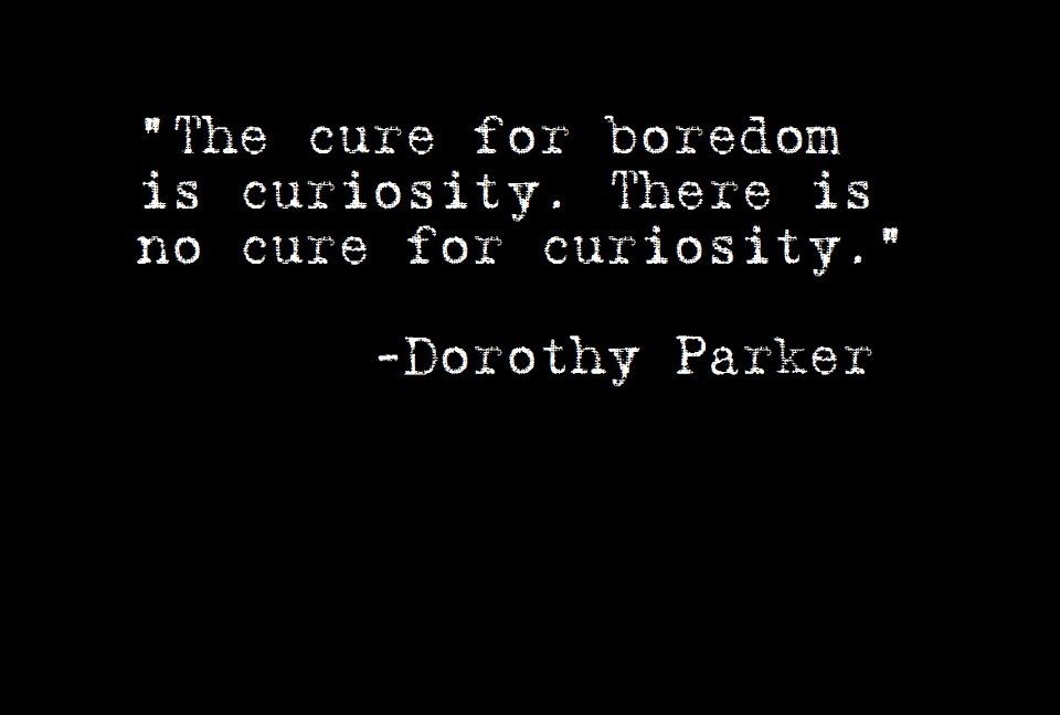 Side Dish Dorothy Parker Quotes Quips Quirkier Pinterest Interesting Dorothy Parker Quotes