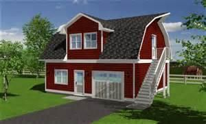 Barn Style Garage Plans #1 - Pole Barn Carriage House Garage Plans ...