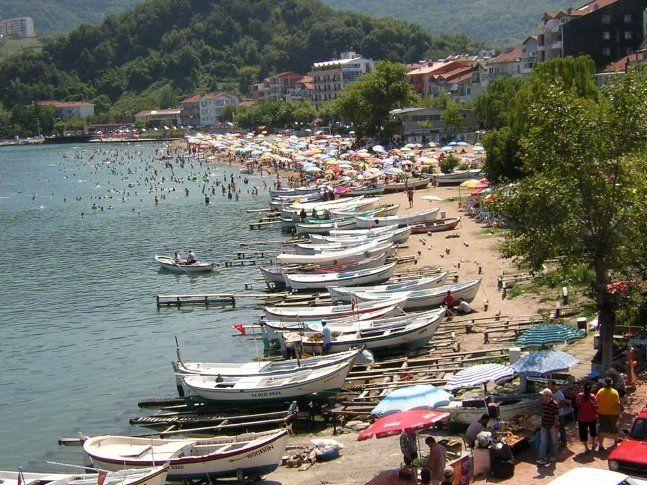 Bartin Amasra Manzara Turkiye Italya