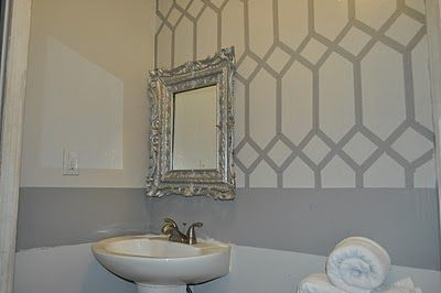 and more painted wall idea.