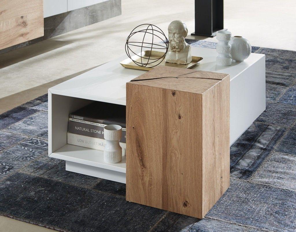 Wostmann Nw 440 Couchtisch Beistelltisch Holz Weiss Mobel Mit Www Moebelmit De Couchtisch Tisch Wohnzimmertisch