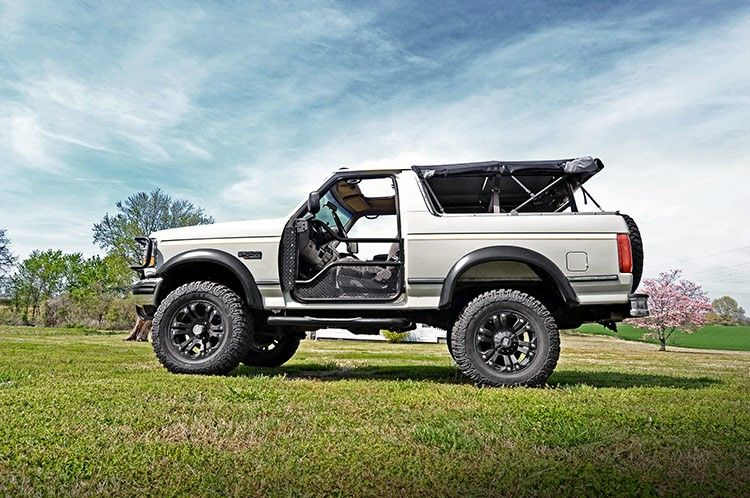 Custom Tube Doors Ford Bronco Forum Ford Bronco Bronco