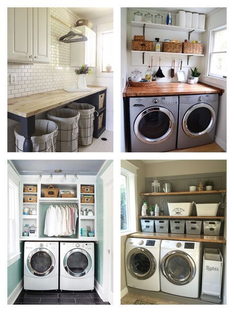 DIY CRAFTS & MORE | Laundry room diy, Laundry room ...