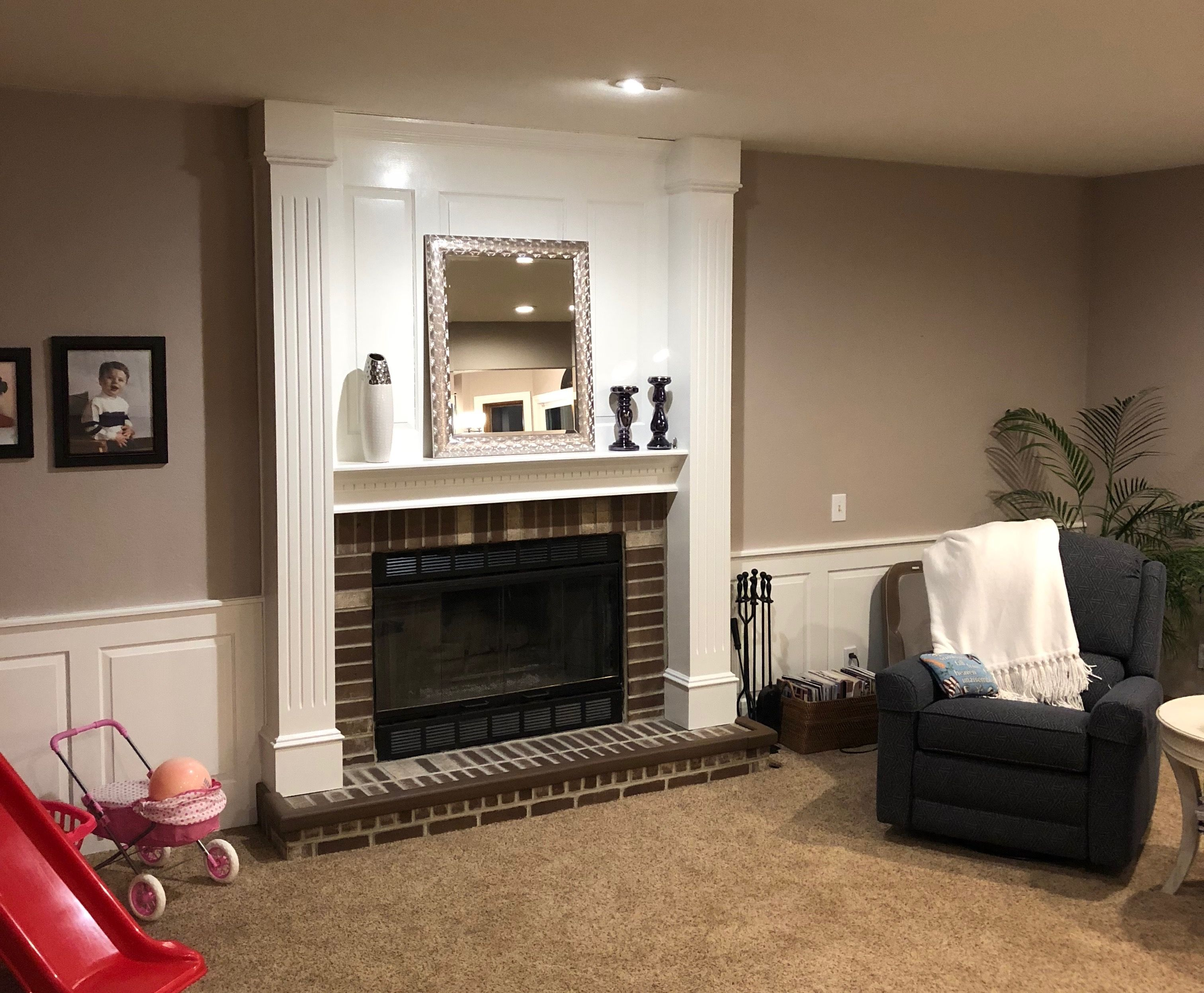 Family Room Sw Temperate Taupe Family Room Room Home Decor