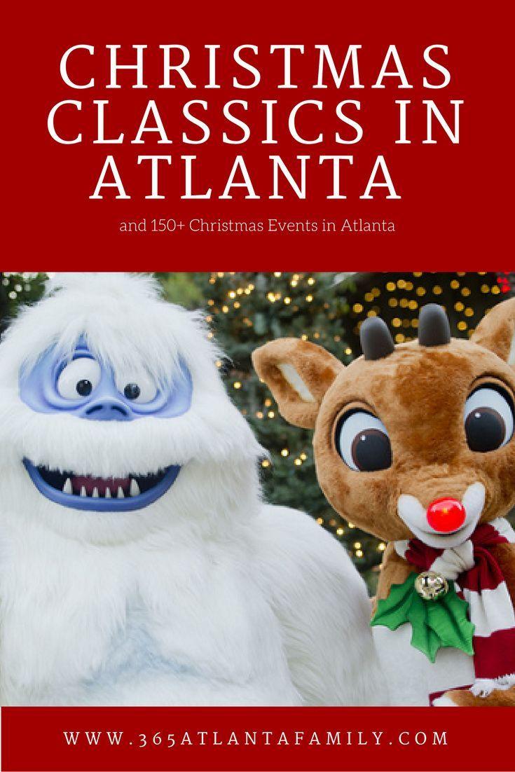 Things To Do In Atlanta At Christmas 2020 Christmas in Atlanta in 2020 | Christmas events, Christmas fun