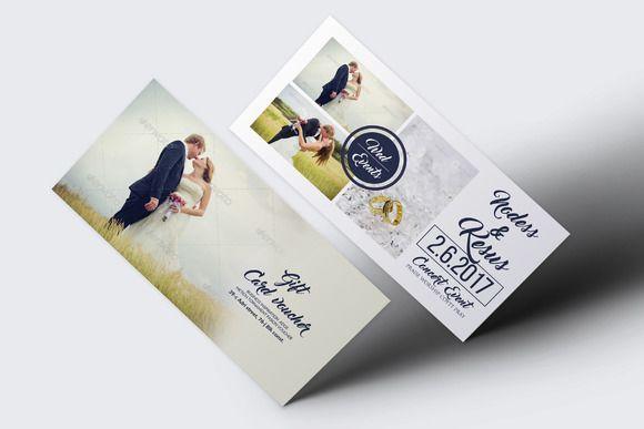 Wedding Gift Voucher Template @creativework247 Templates - business voucher template