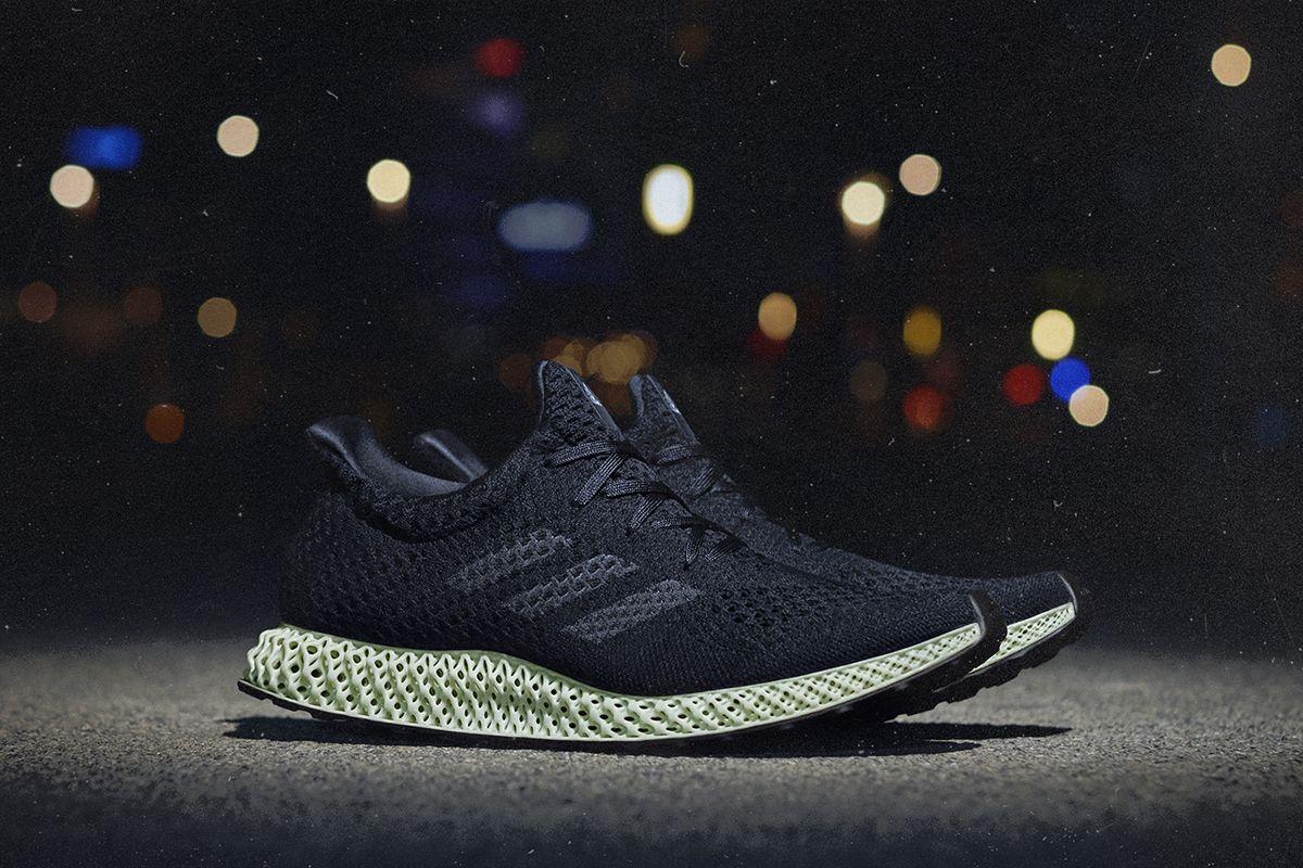 adidas FUTURECRAFT 4D: Release Date EU Kicks: Sneaker