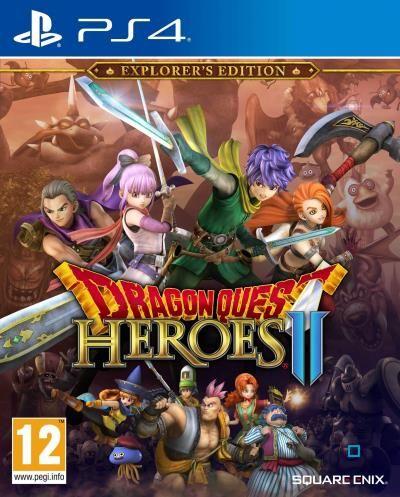 Genial Dragon Quest Heroes Ii En Solde Fnac En News Ps4 Dragon Quest Heroes Playstation