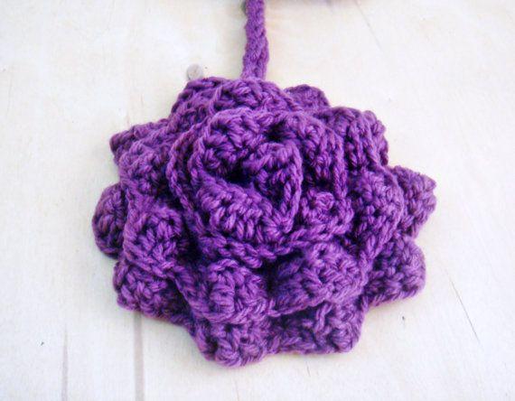 Crochet Flower Pin Brooch PDF PATTERN by PATTERNSbyFAIMA on Etsy, $2.99