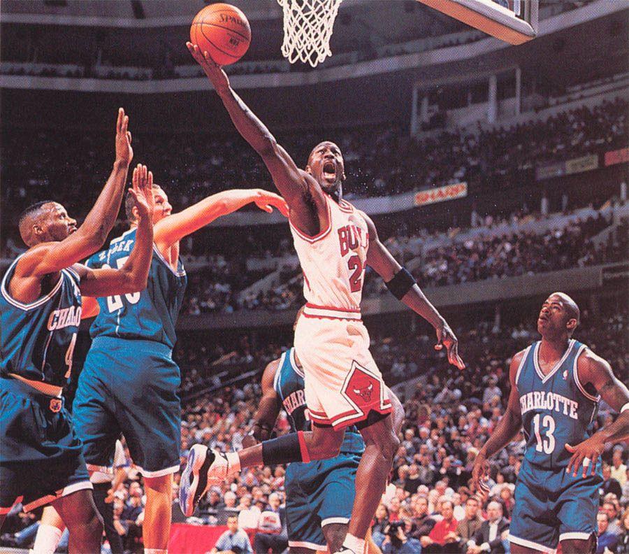 e92132b5c92ec1 Michael Jordan  12 minutes of reverse layups