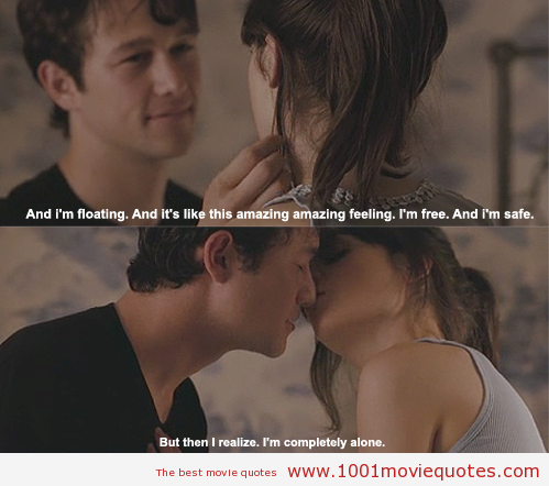 500 Days Of Summer Quotes 500 Days Of Summer 2009  Movie Quote  Movie Quotes  Pinterest .