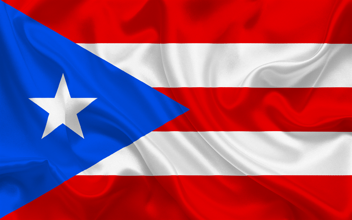 Download Wallpapers Puerto Rican Flag Puerto Rico South America Caribbean Sea Besthqwallpapers Com Puerto Rican Flag Cuba Flag Puerto Rico