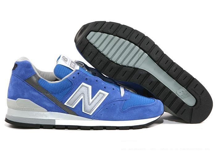new styles 1830b 4e9c6 Cheapest New Balance 996 Royal Blue Grey Womens Shoes ...