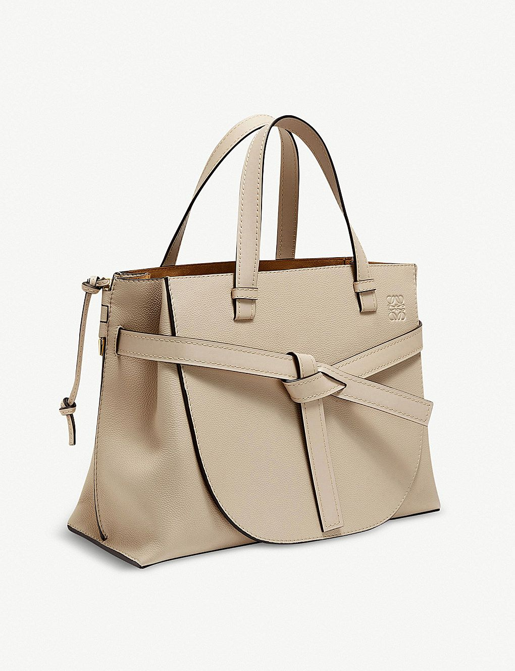 da7e5f9d1ef3a LOEWE Gate top-handle leather tote in 2019 | favorite outfit | Loewe ...