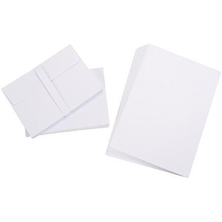 "A7 Cards & Envelopes (5"" x 7""), 50/Pkg"