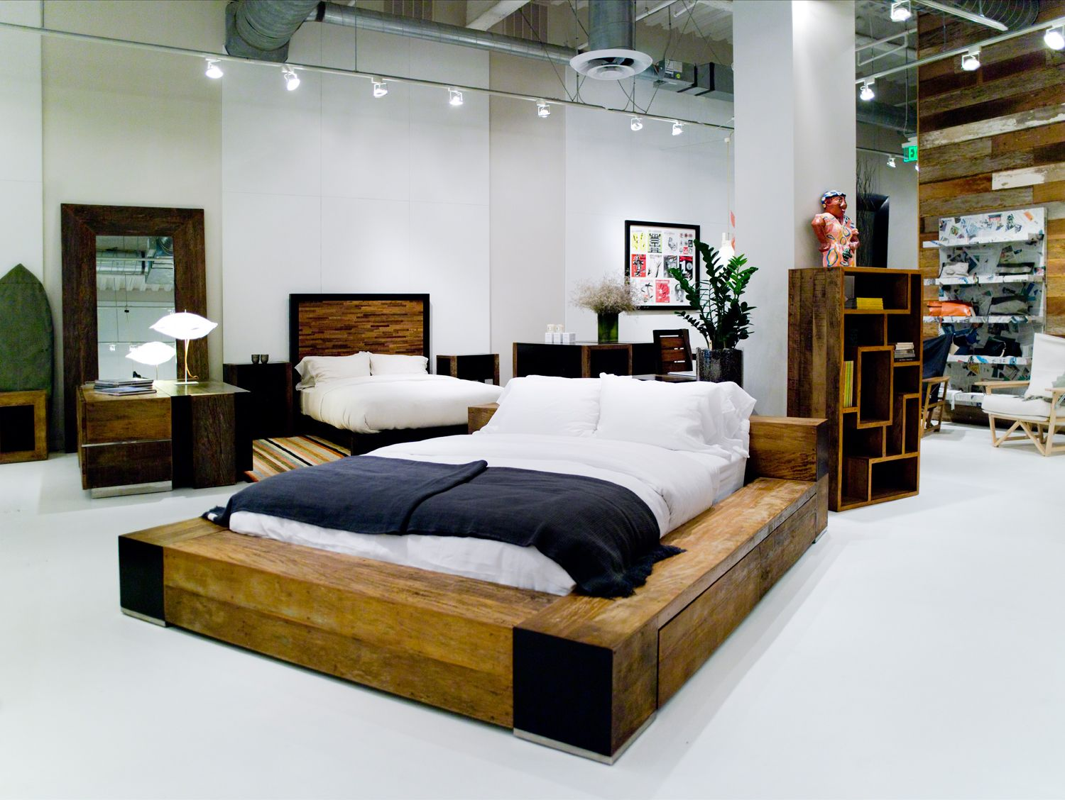 Edge Bed Environment Orange County Showroom Recamara Matracas
