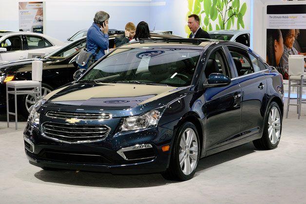 Http Newcar Review Com 2015 Chevrolet Cruze Interior And Release