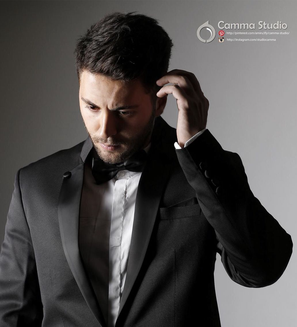 Camma Studio Fashion Photography Men Modeling