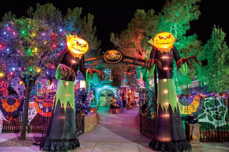 Halloween 2020 Las Vagas HalloVeen at Opportunity Village Magical Forest   Las Vegas | Las