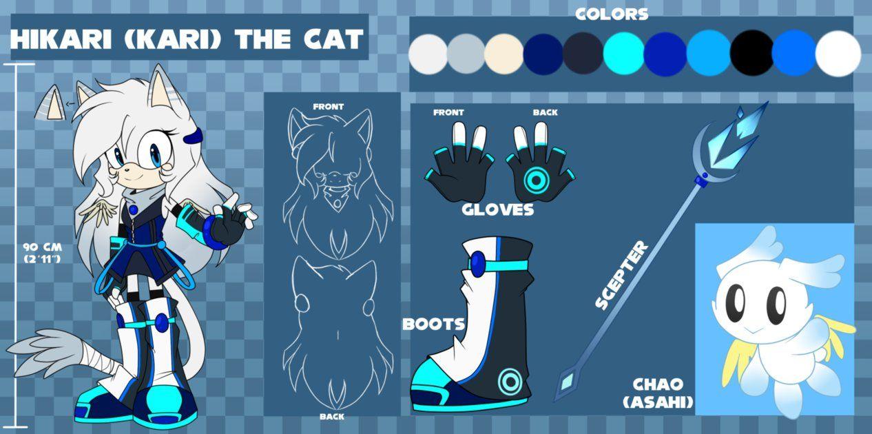 Kari the cat reference sheet (UPDATED INFO-BIO) by https ...