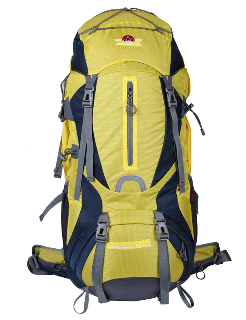 how to carry a summit pack and backpack mountaineering